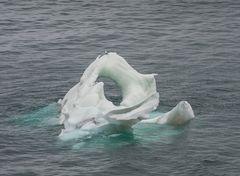 Formen aus Eis