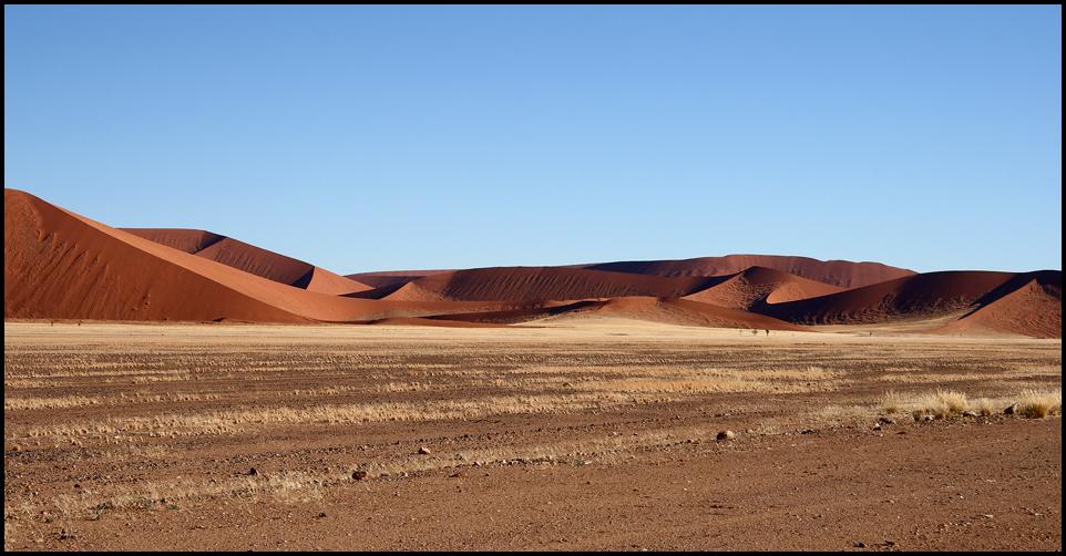 Formen der Namib