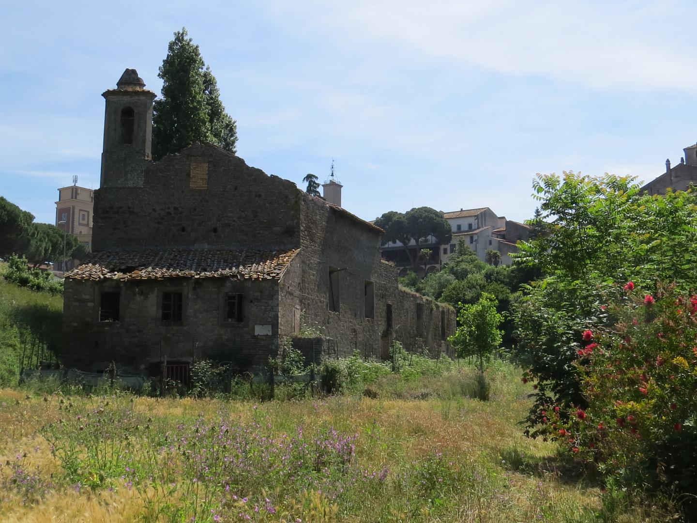 former St. Cruz church