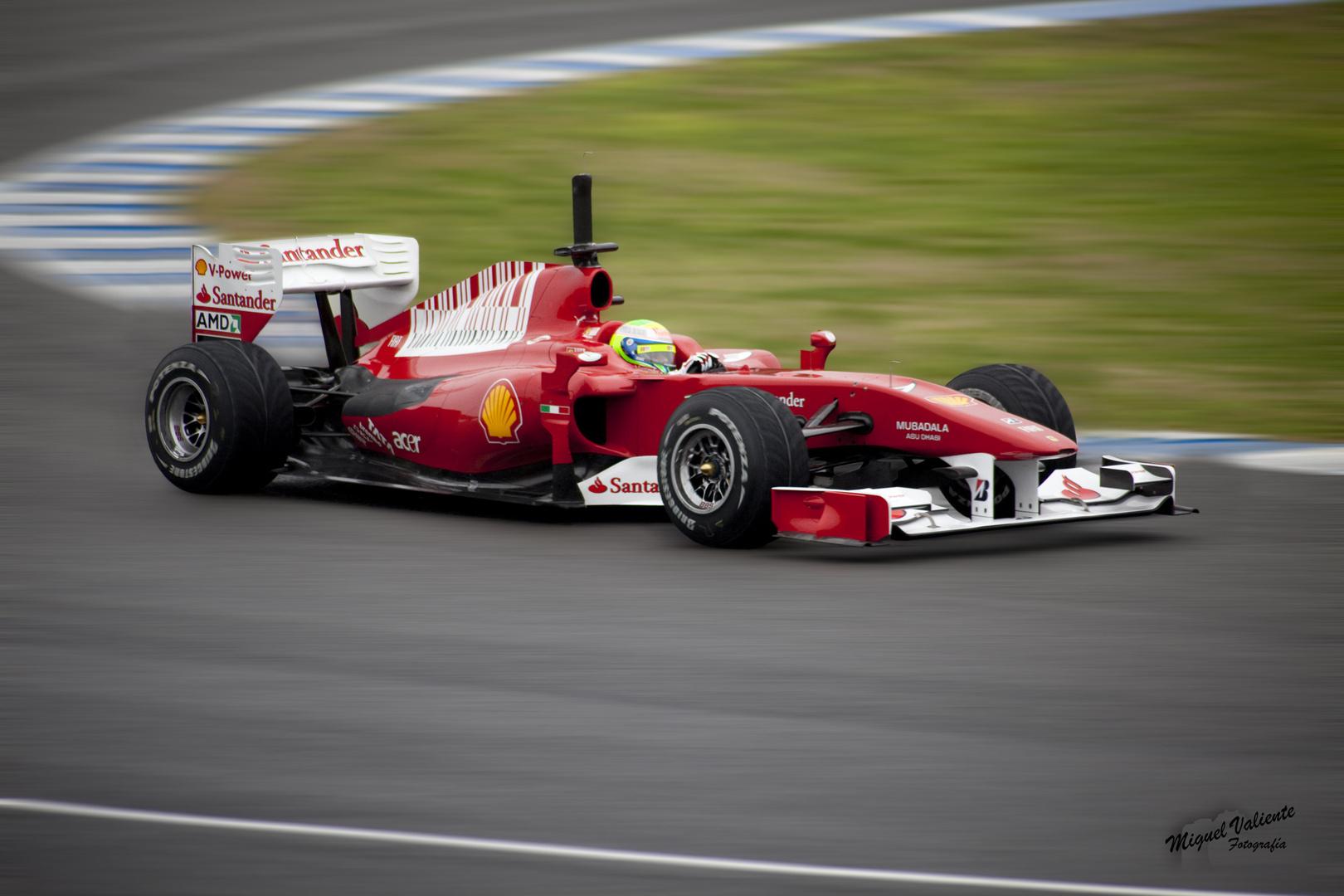 Formula 1 en Jerez