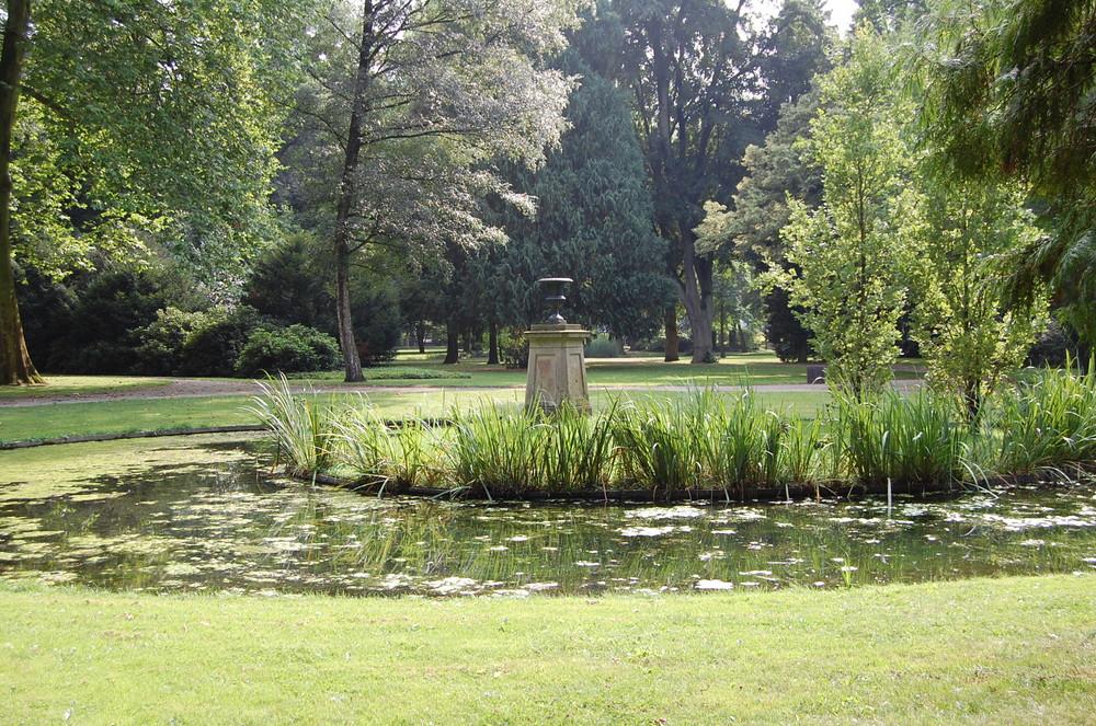 Forstgarten in Kleve