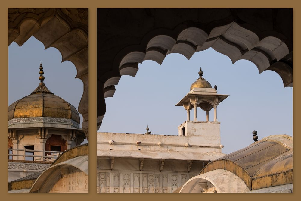 Fort-Agra-Pavillion