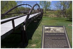 Fort Laramie Bridge, oder...