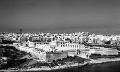 Fort Manoel, Marsamxet Harbour