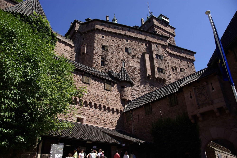 Fortaleza de Haut-Koenisgsbourg