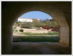 FORTALEZA LA MOLA auf Menorca