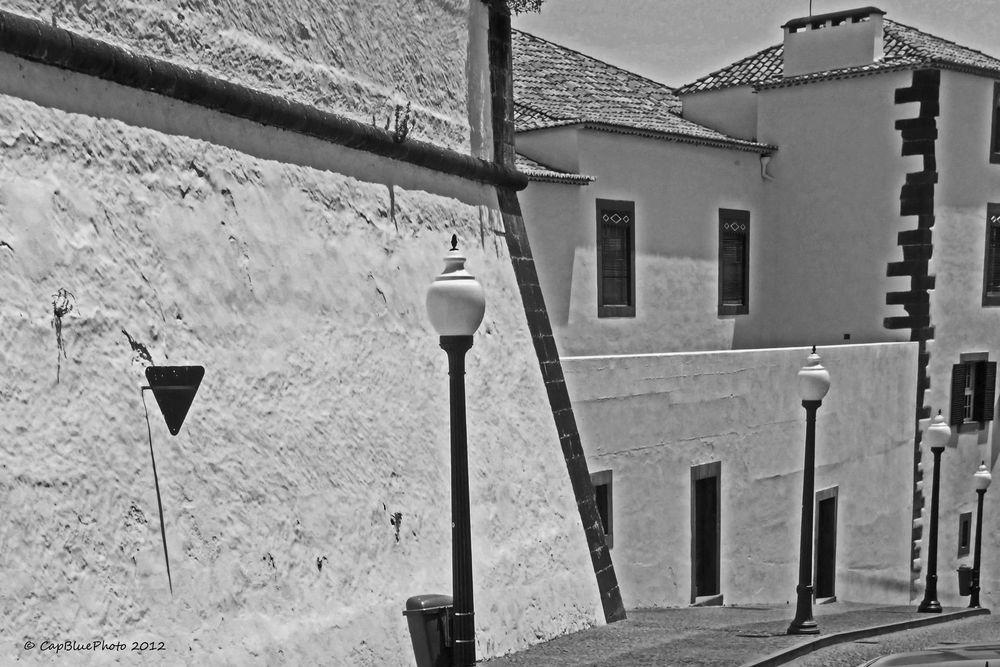 Fortaleza-Palácio de São Lourenço, Funchal.