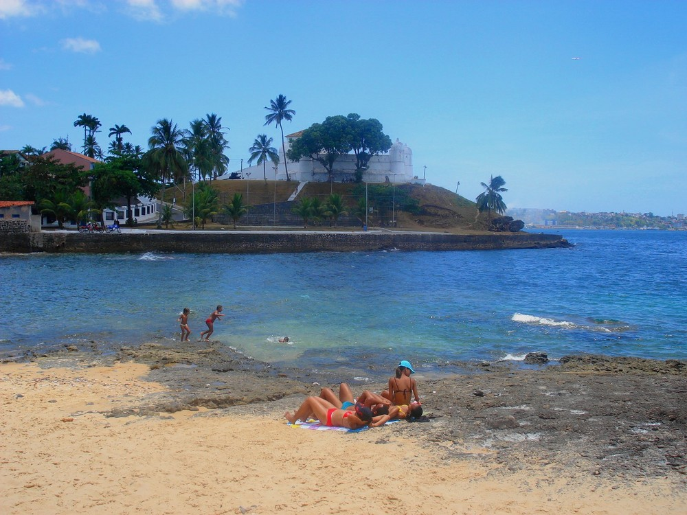 Forte de Humaita- Salvador- Bahia Brasil