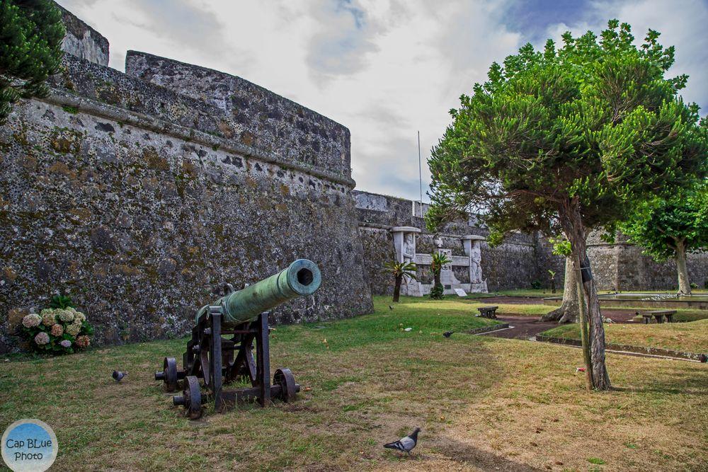 Forte de Sao Bras - Ponta Delgada Azores