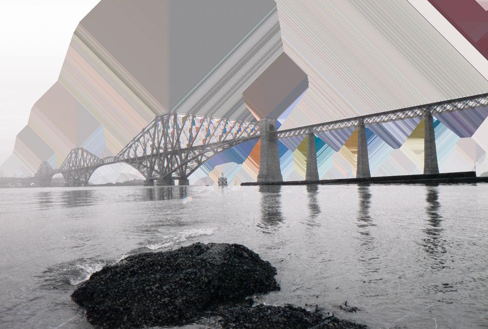 Forth Bridge 1975