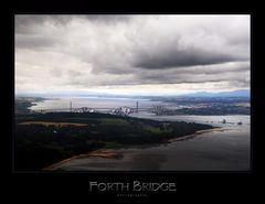 Forth Bridge  (Airview)