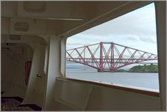 """Forth Bridge"" bei Edinburgh"