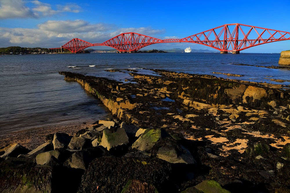 ...Forth Rail Bridge...