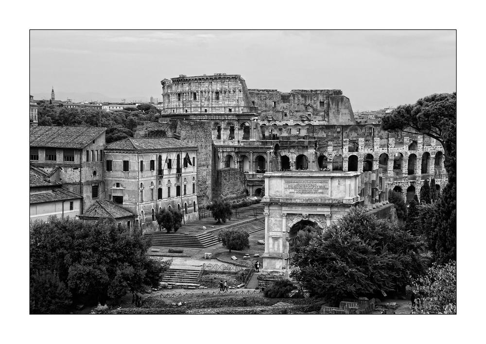*Forum Romanum*