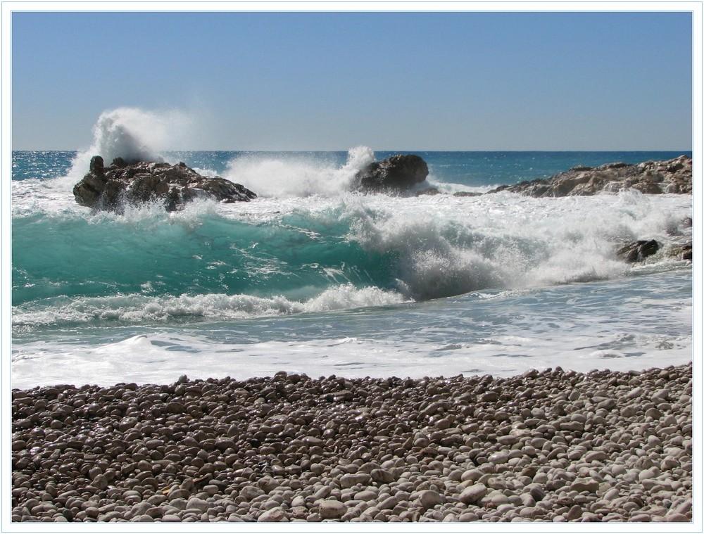 Forza e bellezza del mare