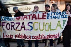FORZA SCUOLA! / FORCE SCHOOL!
