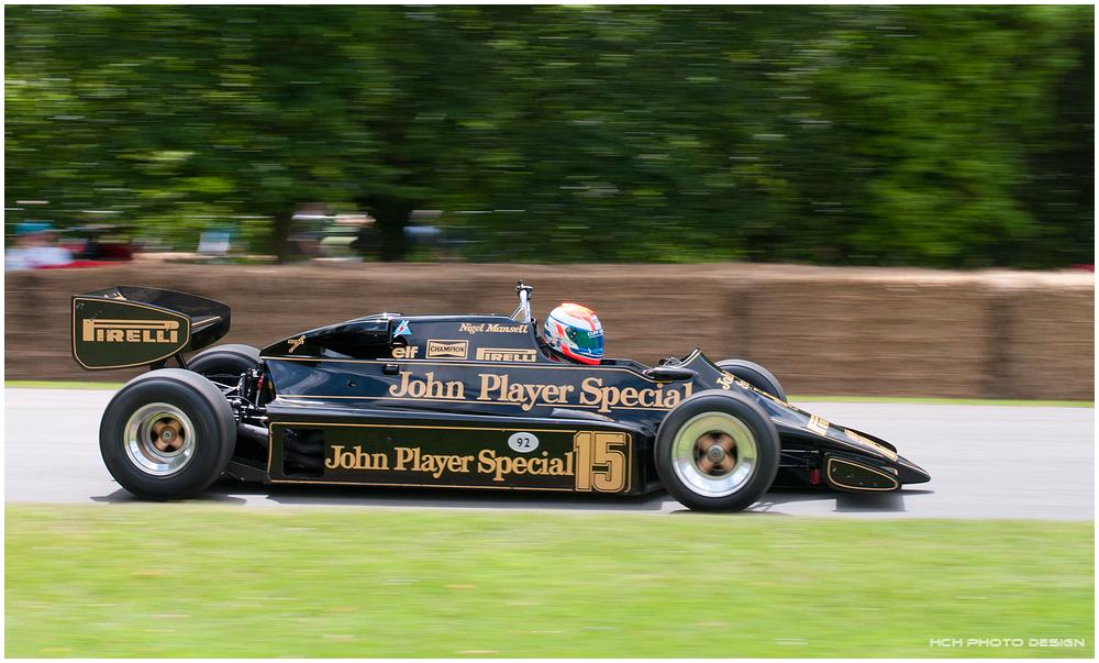 FoS 2012 / Lotus Cosworth 92