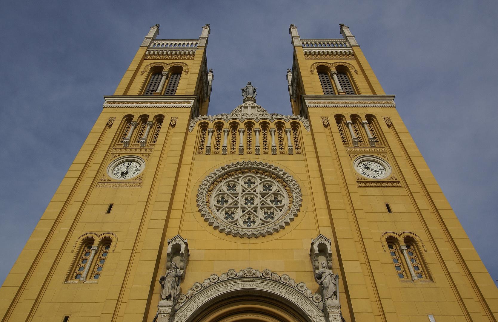 Fót - Kirche (Szeplötetlen Fogantatás templom)