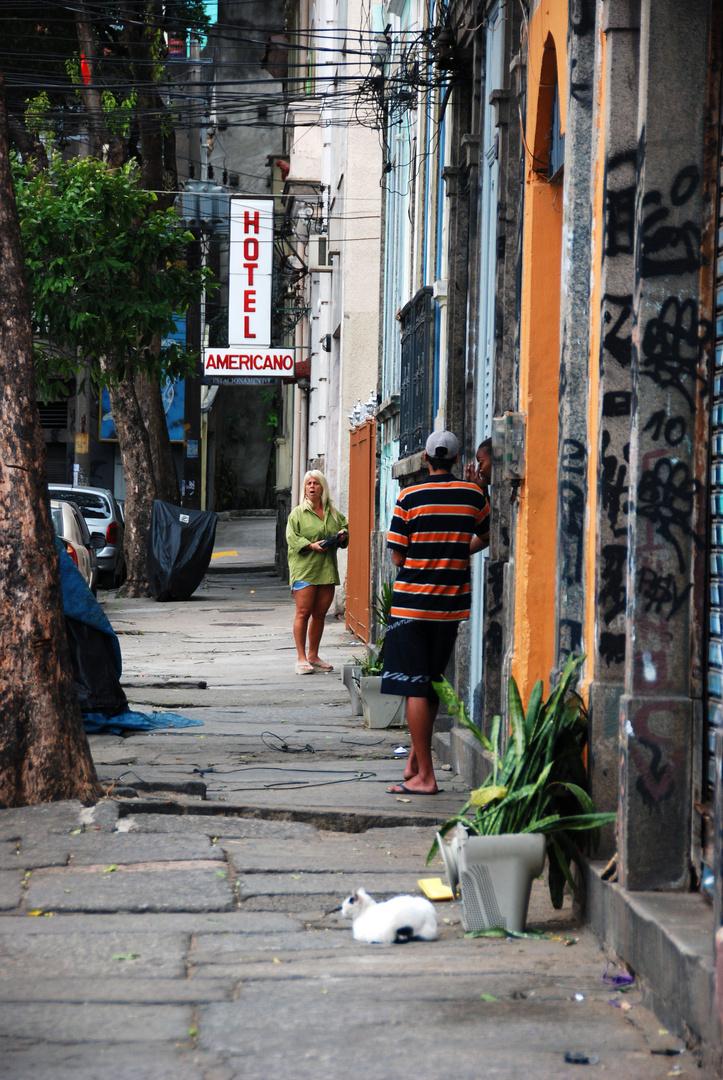 Foto 392 - Rio de Janeiro - Close to the Escadaria Selarón - a Shady Hotel