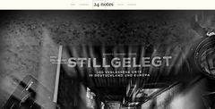 "- Foto-Buch-Rezension ""Stillgelegt"" -"