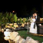 Foto di matrimoio notturna