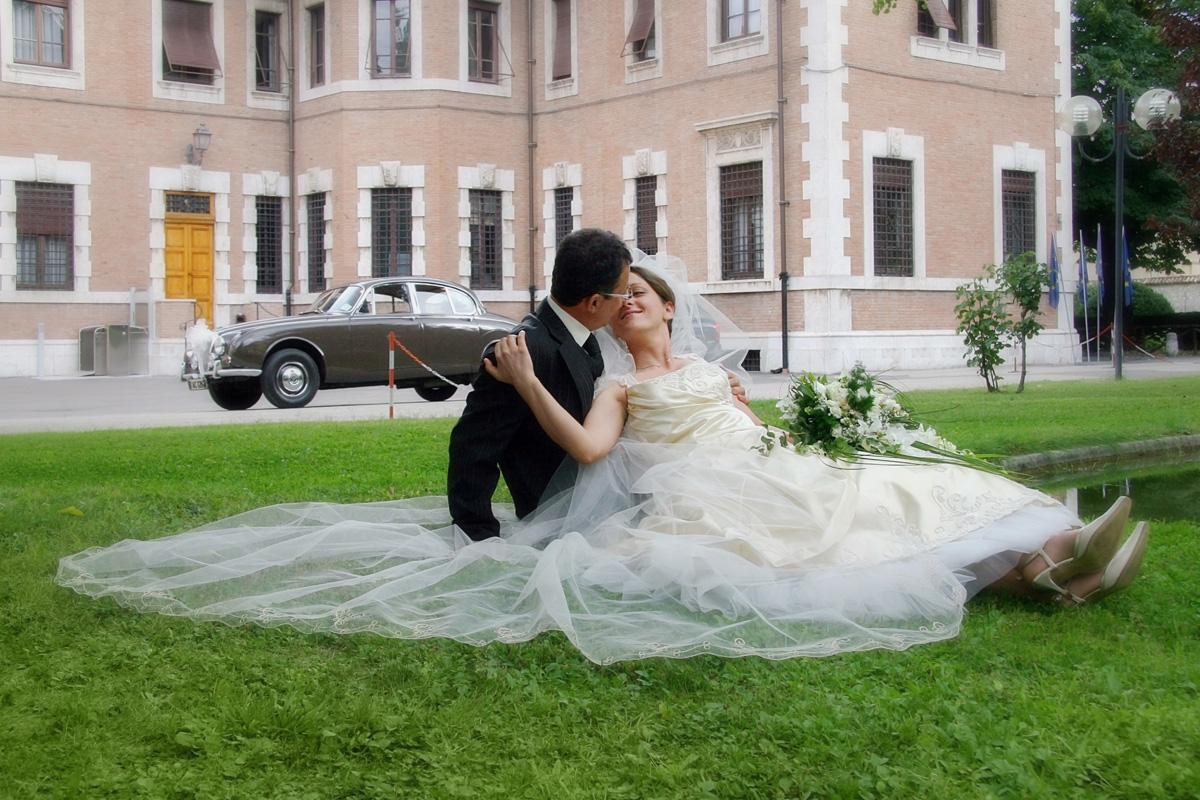 Foto di matrimonio Roma
