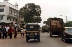 Foto di mio padre: India, 1981
