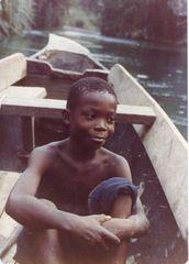 Foto di mio padre: Nigeria, 1982