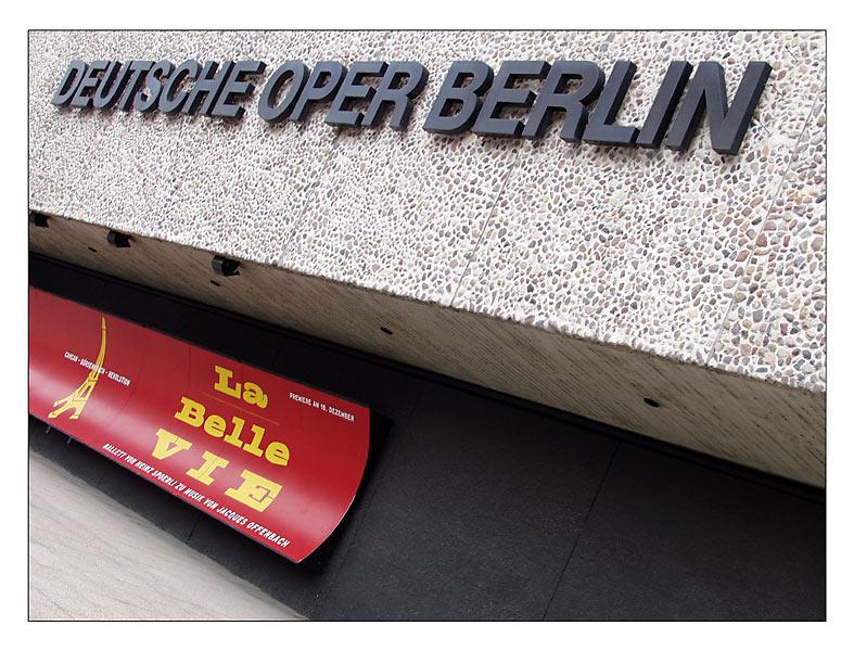 Foto-Event in der Oper