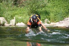 Foto mit Seltenheitswelt - Bastian mal ohne Boot