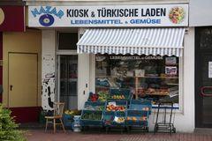 Foto-Olympiade - 02 - Der Laden an der Ecke