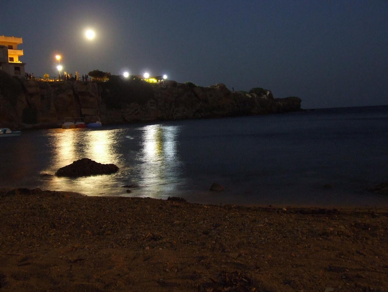 foto scattata al mare