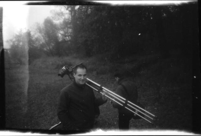 Fotoausflug mit Hardy und der Agfa-Box