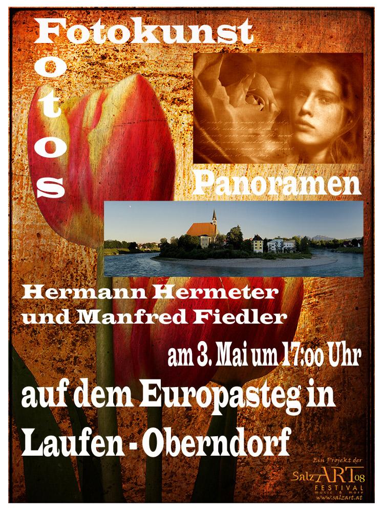 Fotoausstellung auf dem Europasteg!