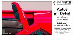 """Fotoausstellung """"Autos im Detail"""""""