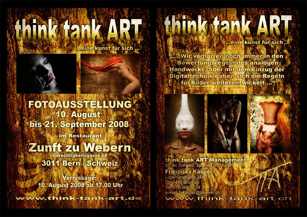 Fotoausstellung in Bern/Schweiz