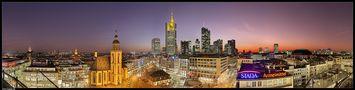 """Fotoausstellung """"Panorama Frankfurt"""" von Oliver Opper"""