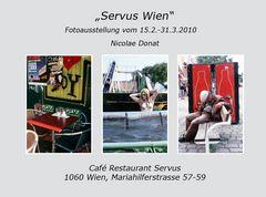 "Fotoausstellung ""Servus Wien"""