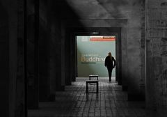 Fotoausstellung Thema Buddismus