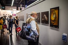 fotocommunity-Ausstellung in Halle 2.2 auf der photokina 2018