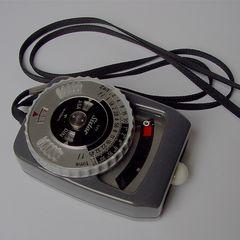 Fotoelektrischer Belichtungsmesser