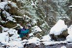 Fotoexpedition Ardennen - Naturfotografie - Fototour in das winterliche Ostbelgien