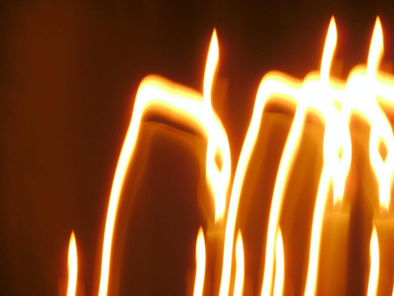 Fotogene Kerzen 2