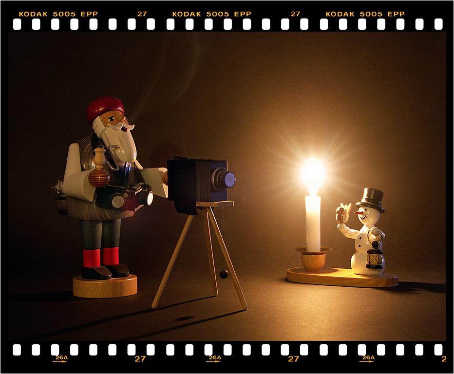 Fotogene Weihnachten...