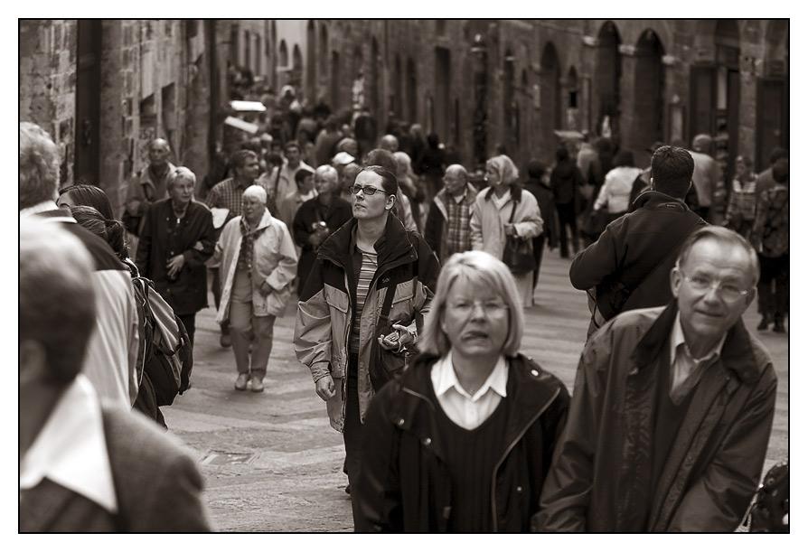 Fotograf in Lebensgefahr - Pamplona !