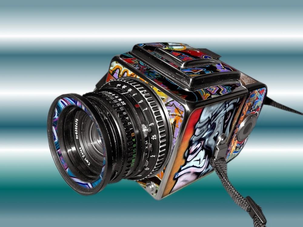 Fotografando i Murales