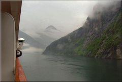 Fotografando il Fjord.