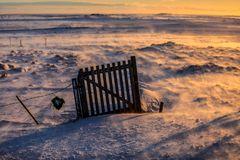 fotografando il vento (3) - il cancello