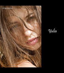 Fotografando Yulia