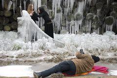 Fotografen muß man kühl lagern..